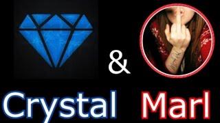 Agar.io- Crystal & Marl Uncut Server Takeover. 7/10 [ENGLISH]