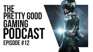 Is FARPOINT the start of REAL AAA VR Gaming!? | Pretty Good Gaming Podcast Episode #12