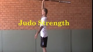 Effective strength Training for judo - Essential Core exercises