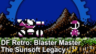 DF Retro: Blaster Master - An NES Classic Lives On! Plus Genesis, Game Boy and more.