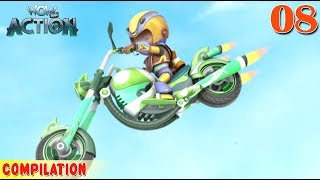 Vir : The Robot Boy   Vir Action Collection - 8   Action series   WowKidz Action