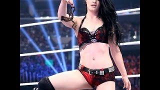 WWE Brie Bella Vs Paige