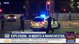 Ce que l'on sait de l'explosion qui a fait 19 morts à Manchester