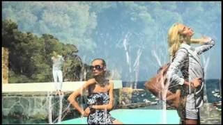 Gucci Cruise 2010, Making of
