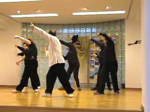 Wu Qin Xi Qigong Chi Kung de los Cinco Animales del Dr. HUA TUO MURCIA TAI CHI 2011 Marzo 16
