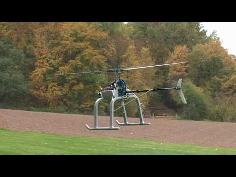 Vario XLC Carrier RC Helicopter