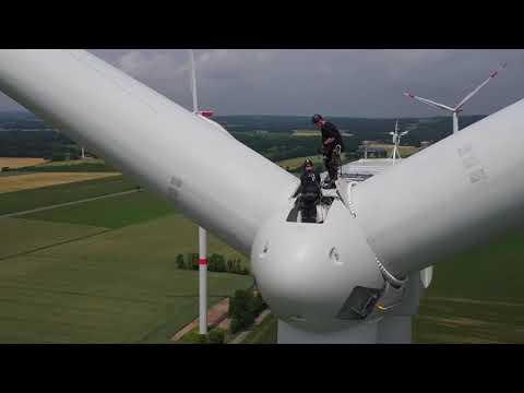 alkitronic Windkraft Video