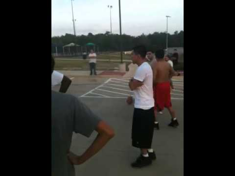 Henderson park fight Bryan tx