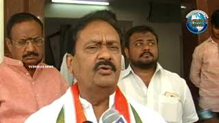TRS Government Failed to Get Bill, 12% Muslim quota & 10% ST Reservation, Says Shabbir Ali