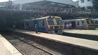 Mumbai locale trean