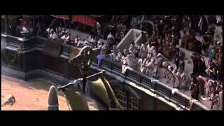 Il Gladiatore - battaglia al Colosseo