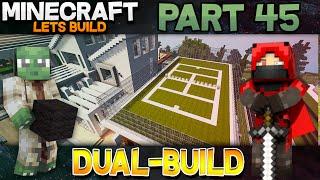 Secret Mancave! - Minecraft Dual Build - Modern House E45
