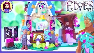 LEGO Elves Elvendale School of Dragons Build Review Silly Play - Kids Toys