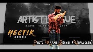"""PHOTO"" - KARAN SEHMBI (UNPLUGGED) | HECTIK | ALDTP_2018 || ARTIST LEAGUE INDIA"