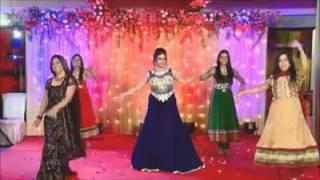 1 Mehndi dance