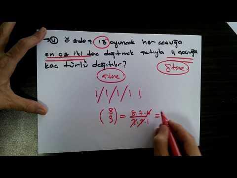 Matematik zor soru tipleri-1