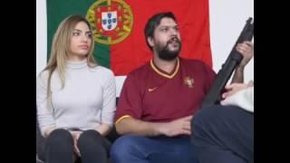 Le beau père portugais