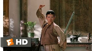 Crouching Tiger, Hidden Dragon (5/8) Movie CLIP - Invincible Sword Goddess (2000) HD