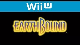 Wii U - Trailer - eShop - Earthbound