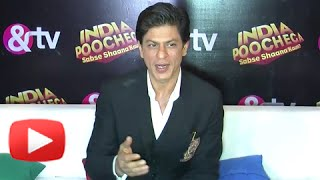 Fan, Raees, Atharva | Shahrukh Khan Speaks About His Upcoming Movies