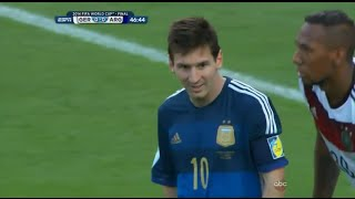Lionel Messi vs Germany - World Cup 2014 HD 720p by LMComps