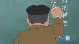 Especial de boing  Doraemon   La Entusiasta Fiesta Del deporte de nobita