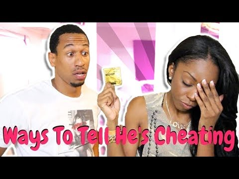 5 Ways To Tell He's Cheating