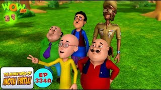Dr.Jhatka ka umbrella - Motu Patlu in Hindi - 3D Animation Cartoon for Kids -As seen on Nick