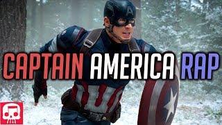 CAPTAIN AMERICA RAP by JT Music (feat. Divide) [Avengers Rap Preview]