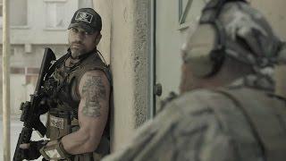 'Sniper' Steven Seagal, Jeff Bosley