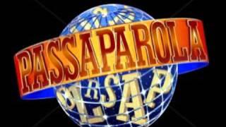 Sigla - PASSAPAROLA