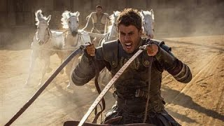 'Ben-Hur' Takes Chariot Racing Full Throttle