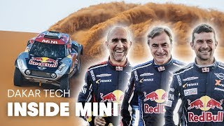 Exclusive Look At The New X-Raid Mini JCW Team Buggy | Dakar Rally 2019