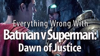 Download Everything Wrong With Batman v Superman: Dawn of Justice 3Gp Mp4