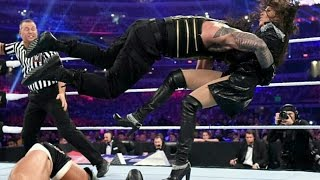 WWE Top 10 Spear - Roman Reigns