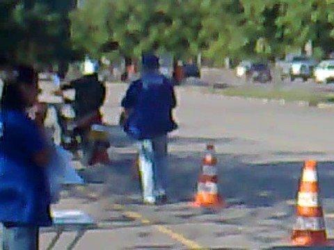 Prova de Moto na Lagoa 2008 2° Parte