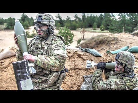 Army Troops Fire Anti-tank Missile and