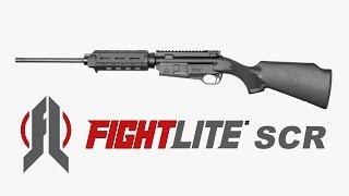 FightLite SCR rifles at NRAAM 2017