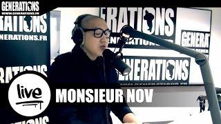 Monsieur Nov - Whisky Coca (Live des studios de Generations)