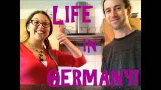 Life in Germany - WHAT?! Pizza