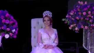 Coronacion de Cindy I Feria de la Guayaba 2016 Calvillo Ags