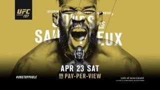 UFC 197: Jones vs Saint Preux - Chance of a Lifetime