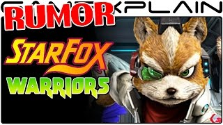 RUMOR -  Koei Tecmo Proposed a Star Fox Warriors, but Rejected by Nintendo