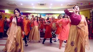 Holud Dance Biyan Sab From Dj Dhaka | Cinemagic BD Wedding 2018 | New Version