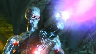Terminator 3: The Redemption - Walkthrough Part 3 - Exterior