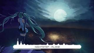 Nightstep - Alone - Singularity (Lyrics) ★