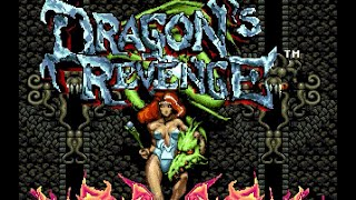 Mega Drive Longplay [260] Dragon's Revenge