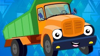 Wheels On The Truck | Nursery Rhymes For Babies by Kids Tv