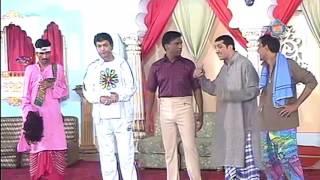 Best Of Amanat Chan and Zafri Khan New Pakistani Stage Drama Full Comedy Clip