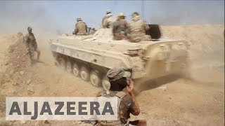 Iraqi forces battle to retake Tal Afar from ISIL